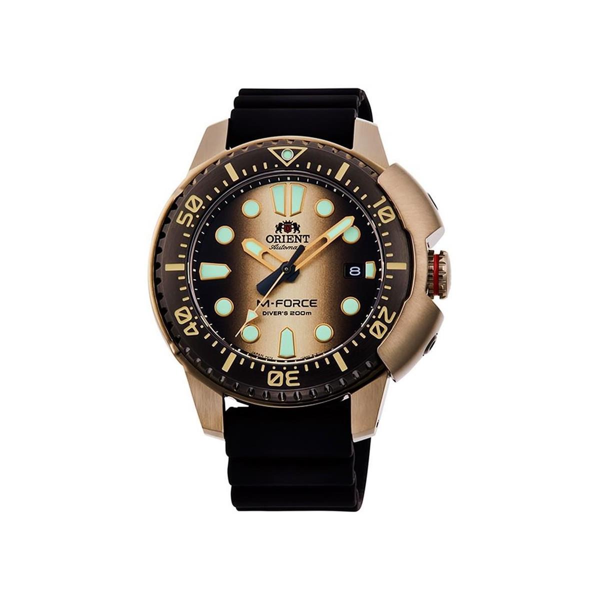 Orient M-FORCE Automatic Diver RA-AC0L05G00B-5285386