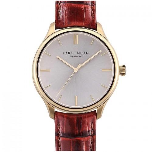 Zegarek Lars Larsen WH120GB/RedCroco