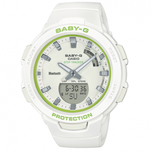 Zegarek CASIO BSA-B100SC-7AER
