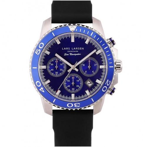 Lars Larsen 134-Blue/S-Black-5105623