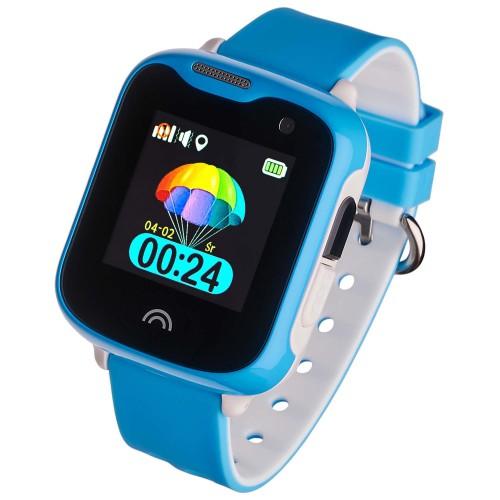 Smartwatch Garett Kids Sweet niebieski-5040376