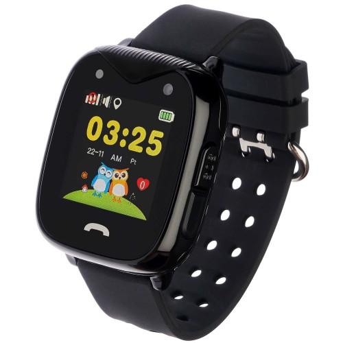 Smartwatch dziecięcy Garett Kids Sweet 2 czarny-5041447
