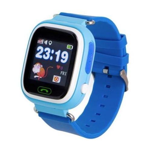 Smartwatch dziecięcy Garett Kids 2 niebieski-5037672