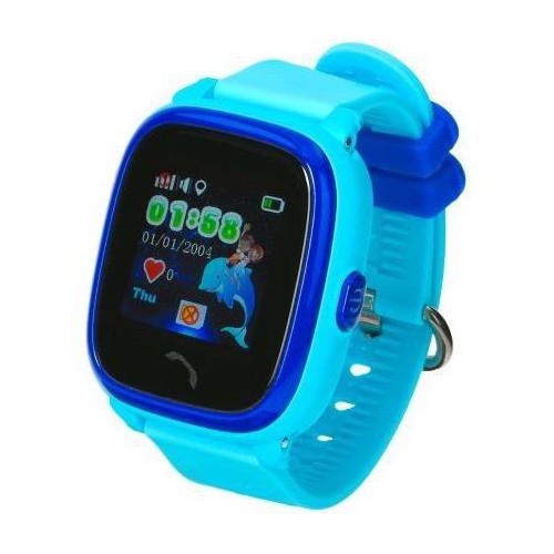 Smartwatch Garett Kids 4 niebieski-5038362