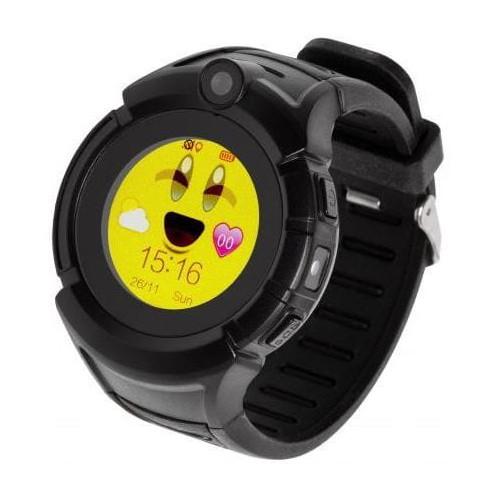 Smartwatch Garett Kids 5 czarny-5038410