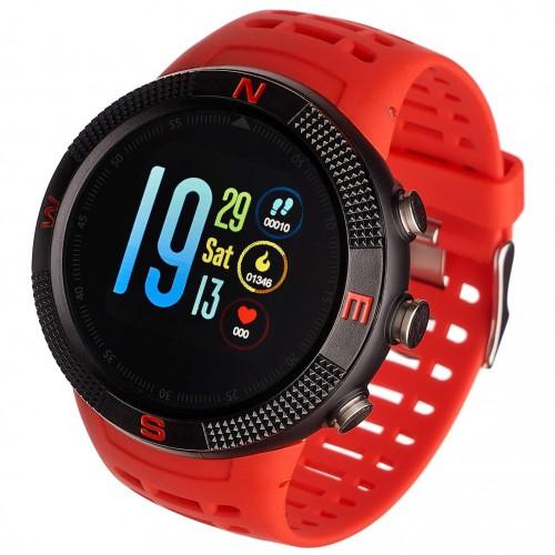 Smartwatch Garett Sport 27 GPS czerwony-5040645